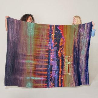 Bratislava Castle, Slovakia Acrylic Art Fleece Blanket