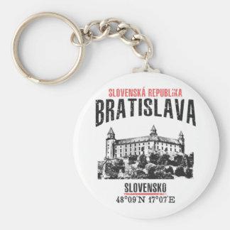 Bratislava Key Ring