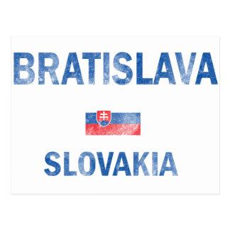 Bratislava Slovakia Designs Postcard