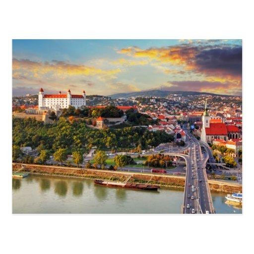 Bratislava, Slovakia Post Cards