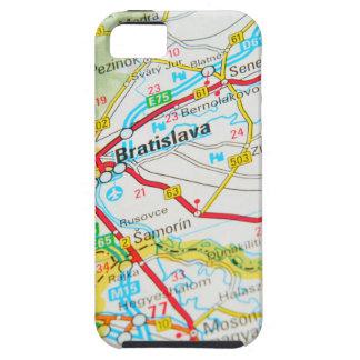 Bratislava, Slovakia Tough iPhone 5 Case