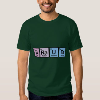 Brauer made of Elements T-shirt