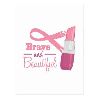 Brave And Beautiful Postcard