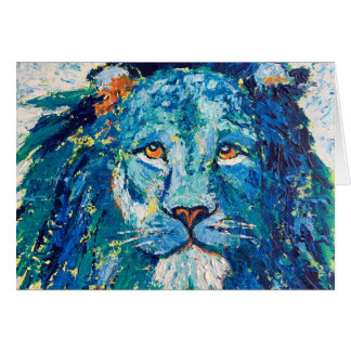 """""""Brave"""" by Chris Rice note card"""