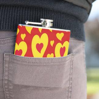 Brave Heart Hip Flask