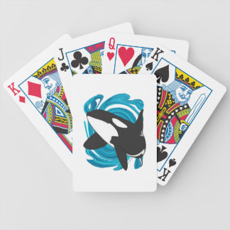 BRAVE NEW WORLDS BICYCLE PLAYING CARDS