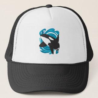 BRAVE NEW WORLDS TRUCKER HAT