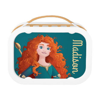Brave Princess - Personalized Lunch Box