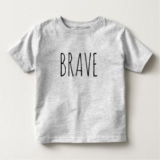 Brave Toddler Tee