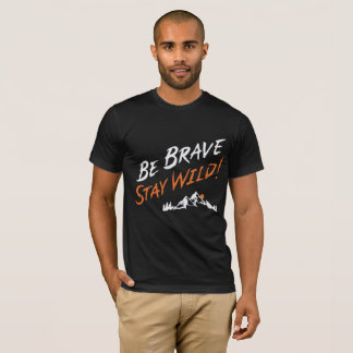 brave wilderness T-Shirt