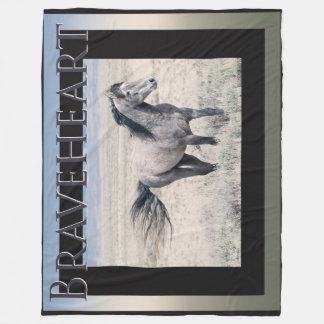 BraveHeart Fleece Blanket
