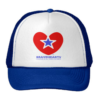Bravehearts Logo Trucker Hat