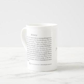 Bravery Tea Cup
