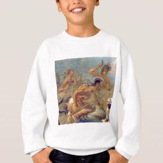 braves in battle sweatshirt