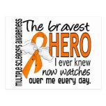 Bravest Hero I Ever Knew Multiple Sclerosis