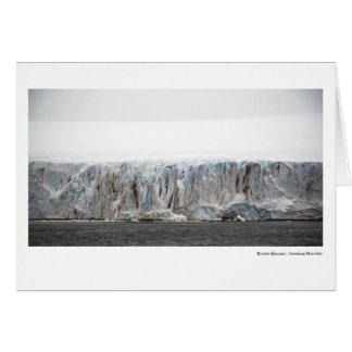 Bravo Glacier, Yankee Harbor Card