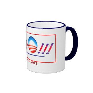 Bravo Obama-Biden Ringer Mug