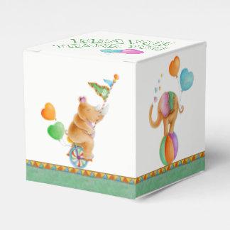 Bravo thank you circus animal whimsy box