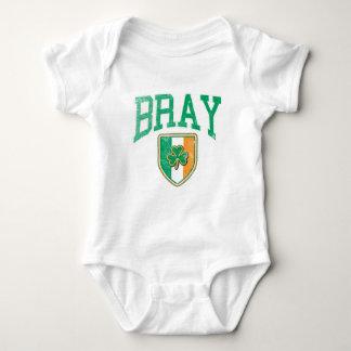 BRAY, Ireland Baby Bodysuit