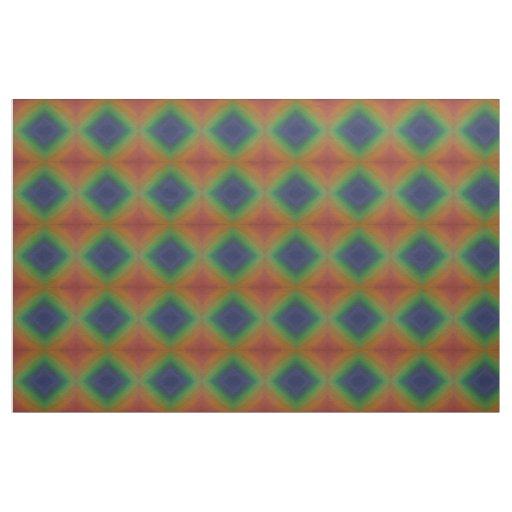 Brazen Rainbow Flag Abstract LGBT Pride Fabric