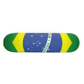 Brazil 19.7 Cm Skateboard Deck