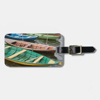 Brazil, Amazon, Alter Do Chao Travel Bag Tags
