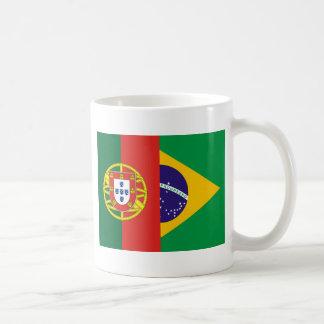 Brazil And Portugal, hybrids Coffee Mug