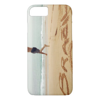 BRAZIL. Barechest man wearing a swimming suit iPhone 7 Case