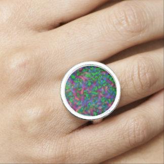 Brazil Brilliant Color Design Ring