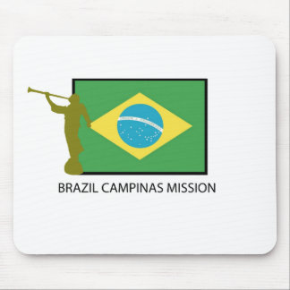 BRAZIL CAMPINAS MISSION LDS MOUSE PAD