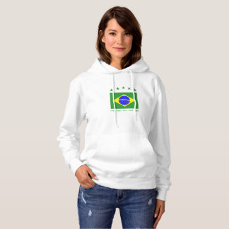 Brazil championship hoodie