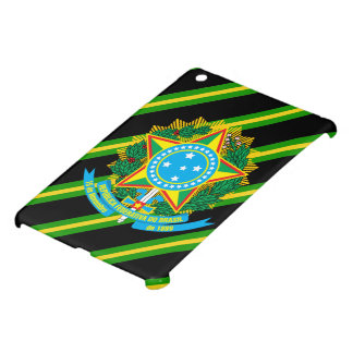 Brazil coat of arms case for the iPad mini