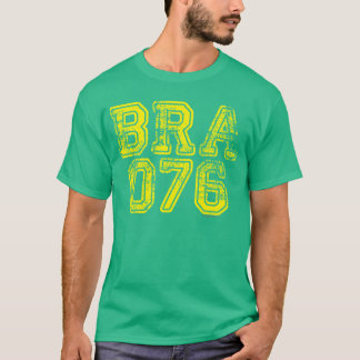 Brazil Code and Acronym T-Shirt