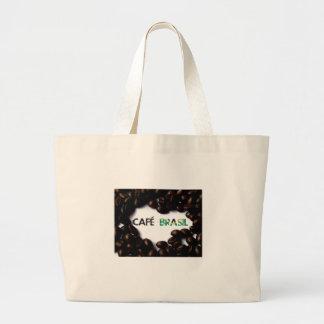 Brazil coffee bag