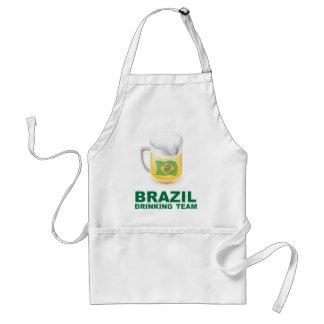 Brazil Drinking Team Standard Apron