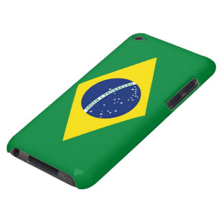 Brazil Flag Barely There iPod Cover