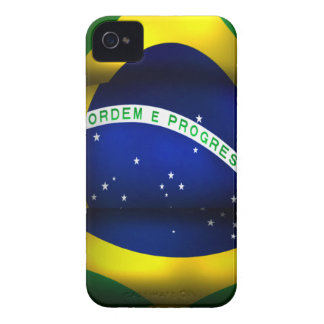 Brazil Flag Blackberry Bold Case-Mate Case