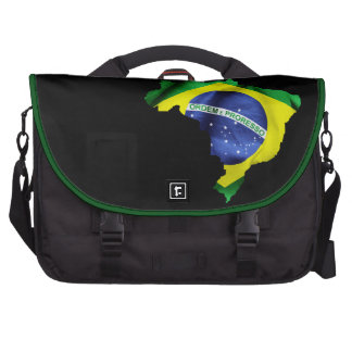 Brazil Flag Country Commuter Bag