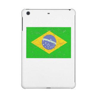 Brazil Flag (Distressed) iPad Mini Retina Covers