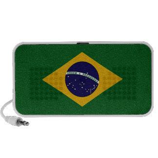 BRAZIL FLAG Doodle Speaker