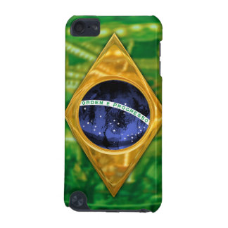 Brazil Flag iPod Touch (5th Generation) Cover