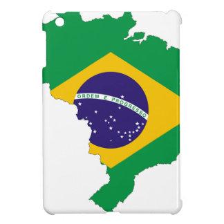 Brazil Flag Map Symbol Brazilian Country Case For The iPad Mini