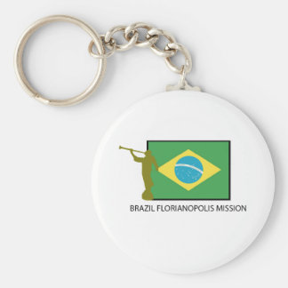 BRAZIL FLORIANOPOLIS MISSION LDS KEY RING