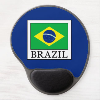 Brazil Gel Mouse Pad