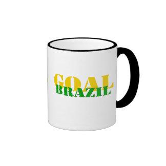 Brazil - Goal Ringer Mug