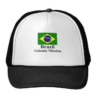 Brazil Goiania Mission Hat
