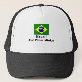 Brazil Joao Pessoa Mission Hat