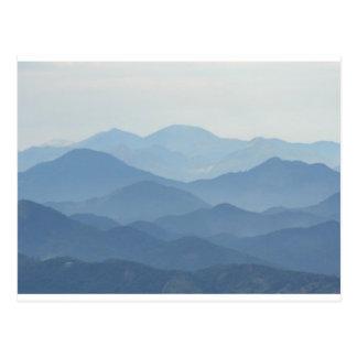Brazil Landscape Postcard