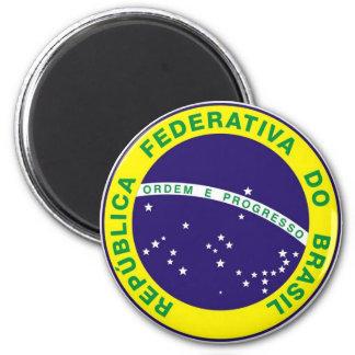 Brazil_ Magnet