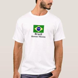 Brazil Manaus Mission T-Shirt